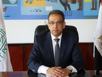 عصام الصغير رئيس مجلس إدارة الهيئة القومية للبريد - البريد