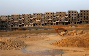 The Wider Image: Egypt builds new homes to replace crumbling slums