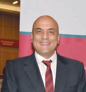 المهندس أمجد حسنين، نائب رئيس مجلس إدارة غرفة التطوير العقاري