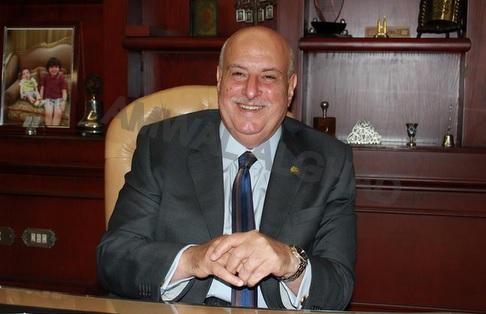 الدكتور حسن سليمان ، رئيس مجلس إدارة شركة مصر كابيتال لتقييم المشروعات وإدارة الأصول
