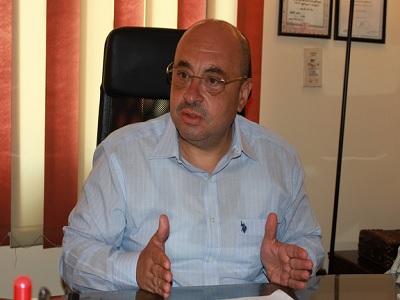 المهندس علاء السقطي رئيس اتحاد المشروعات الصغيرة والمتوسطة