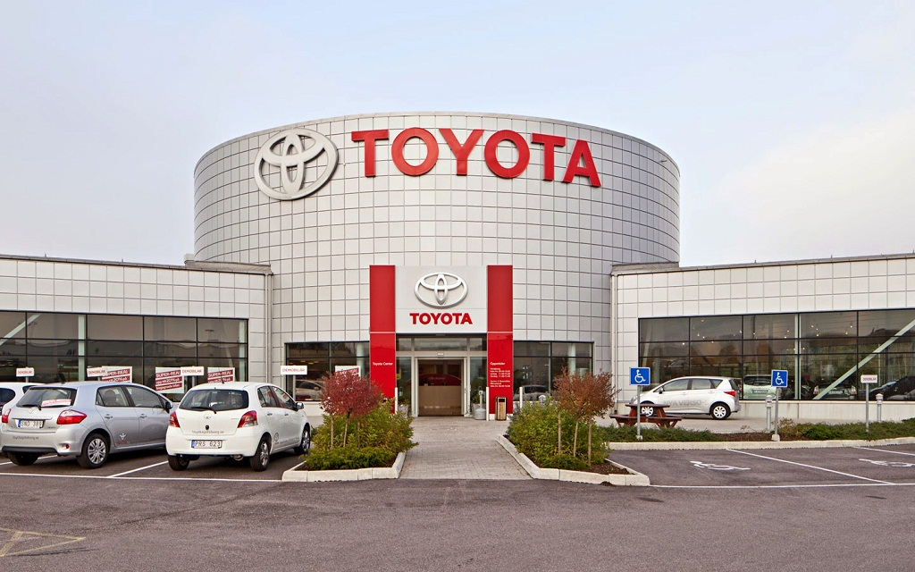 اموال الغد   تويوتا اليابانية تربح 537 دولار في الثانية ..وبي أم دبليوتحقق 260 دولار - اموال الغد
